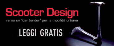Disponibile online il libro Scooter Design
