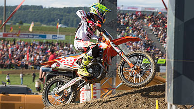 Tony Cairoli @Gettyimages