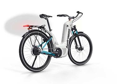 Alpha e bike idrogeno