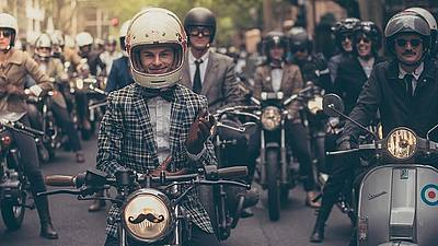 Distinguished Gentleman'd Ride