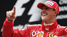Micheal Schumacher © GettyImages