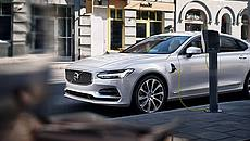 Twin Engine T8 Volvo S90