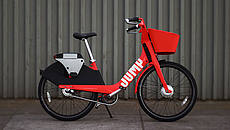 Jump Bikes by Uber