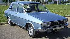 Renault 12 - @wikipedia - Snoopy 1974