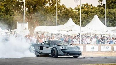 McLaren 600LT Goodwood