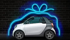 Smart Fortwo Cabrio Black Friday
