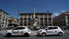 Amigo, car sharing a Catania