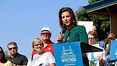 Gretchen Whitmer - Michigan