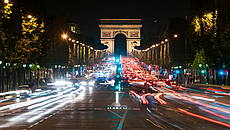 Champs-Elysees - Parigi © GettyImages