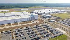 Volvo Plant Charleston USA