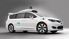 Waymo  - Chrysler Pacifica