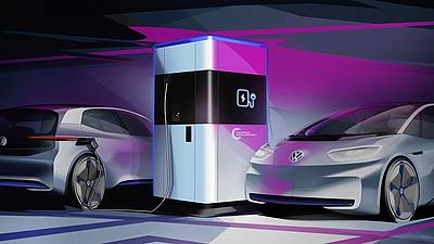 VW Charge