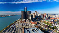 Detroit © Getty Images