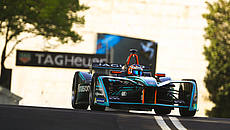 Formula E - Team Jaguar