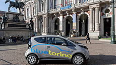 Car sharing Bollorè Bluetorino