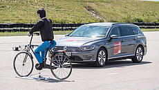Bosch Aeb for cyclists