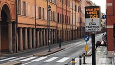 Ztl ambientale Bologna