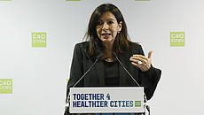 Anne Hidalgo © Getty Images