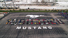 Ford Mustang 10 Milioni