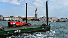 Ferrari a Venezia- Foto Bettiol