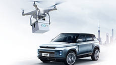 Geely Drone