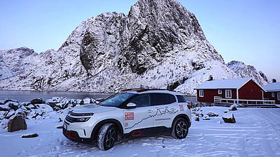 Citroën C5 Aircross - White Cruise
