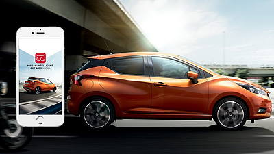 Nissan Intelligent Get & Go