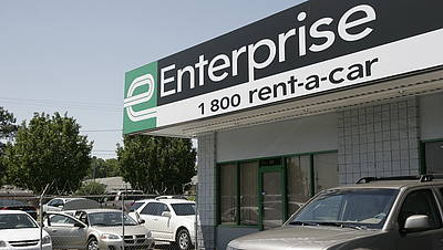 Enterprise - Rent a car © GettyImages
