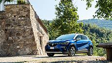 Renault Captur E-Tech Plug-in Hybrid