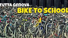 Genova locandina Bike to school