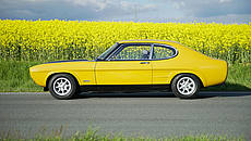 Ford Capri 50th Anniversary