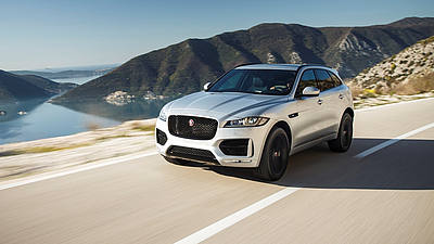 F Pace MY 2019
