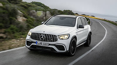 Mercedes Glc 63 Amg (My 2019)