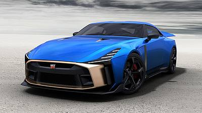Nissan GT-R by Italdesign