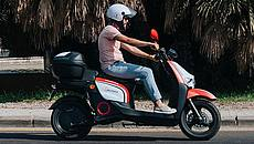 Scooter sharing Acciona