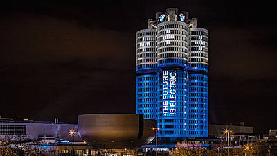 Bmw - Headquarters Munich