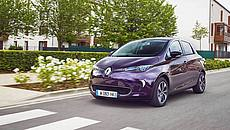 Renault - Zoe Car Sharing
