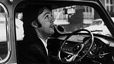 Paul McCartney alla guida © GettyImages