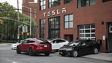 Tesla New York © GettyImages