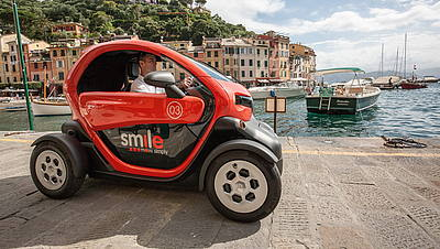 Smile Move Simply Renault Twizy