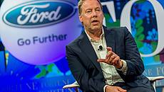 Il presidente Bill Ford