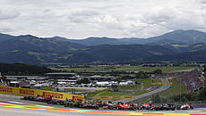 Formula 1 - GP Austria 2015 © Getty Images/Red Bull Content Pool