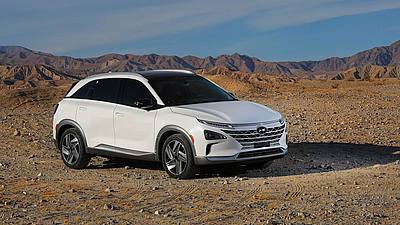 Hyundai-Nexo Fuel Cell