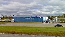 General Motors - Cold Weather Development Centre di Kapuskasing in Canada