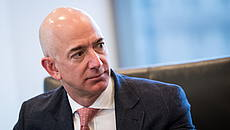 Jeff Bezos-  chief executive officer di Amazon © GettyImages