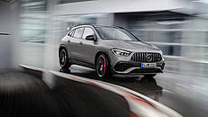 Mercedes GLA 45 S 4Matic+