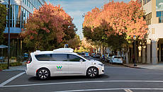 Waymo - Self Driving