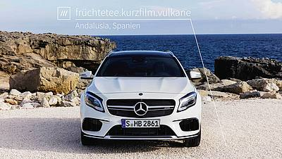 Daimler Mercedes - What3words