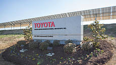 Toyota Plant in Usa