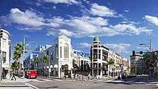 Los Angeles Rodeo Drive © GettyImages